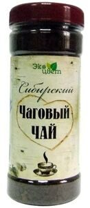 Antioxidant chaga tea